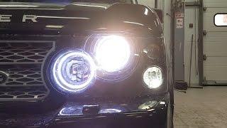 LuxuryCar 1 серия Range Rover (Ремонт после ДТП!) рендж ровер