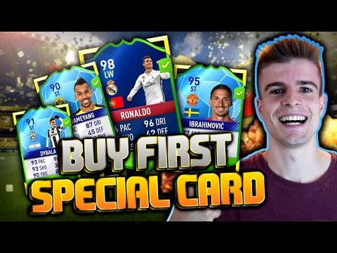 FIFA 17: BUY FIRST TOTKS SPECIAL 😱🔥