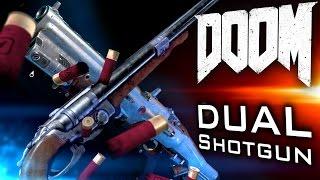 DOOM: Dual Shotgun Setup 31/5 - Multiplayer PC Gameplay [60fps]