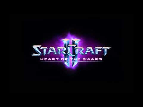 StarCraft II: Heart of the Swarm OST (Soundtrack) - Official Opening Cinematic Main Theme Music