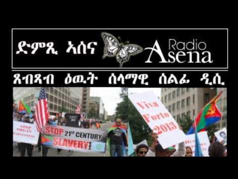 Voice of Assenna: Washington DC Demonstration Radio Report