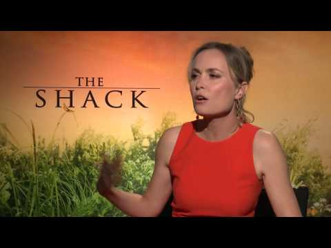 THE SHACK: Backstage with Radha Mitchell
