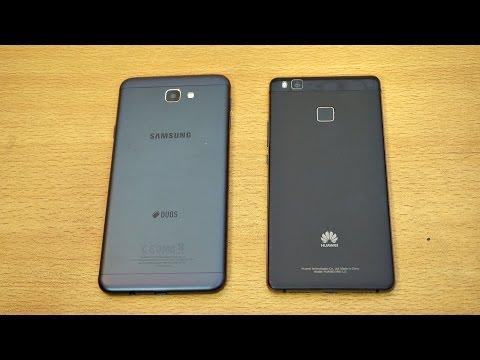 Samsung Galaxy J7 Prime vs Huawei P9 Lite