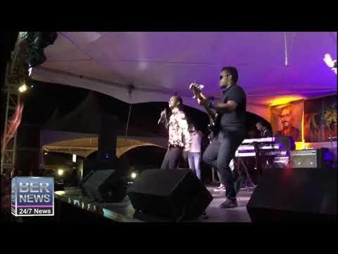 Culture Shock Concert In Bermuda, July 2019