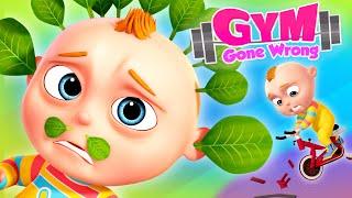 TooToo Boy - Gym Gone Wrong Episode | Cartoon Animation For Children | Videogyan Kids Shows