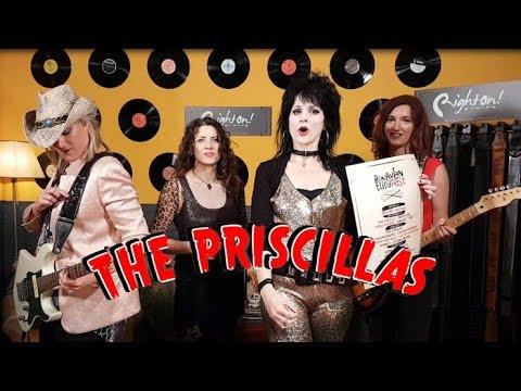 The Priscillas featuring the