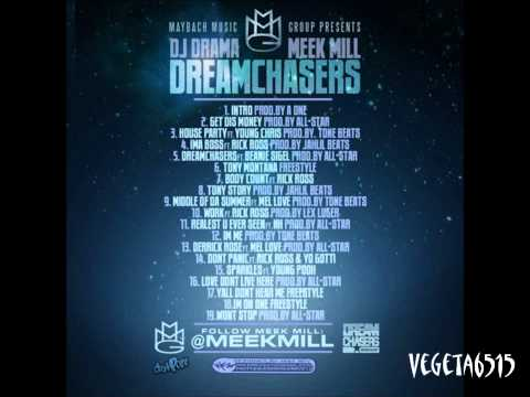 Meek Mill- Don't Panic Feat Rick Ross And Yo Gotti(Dreamchasers)