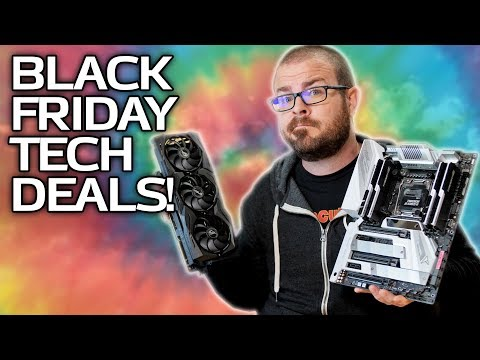 My $900 Gaming PC is $840 Today (BLACK FRIDAY TECH DEALS!)