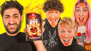 Eating The World's HOTTEST Peanut CHALLENGE *13 MILLION SCOVILLES*