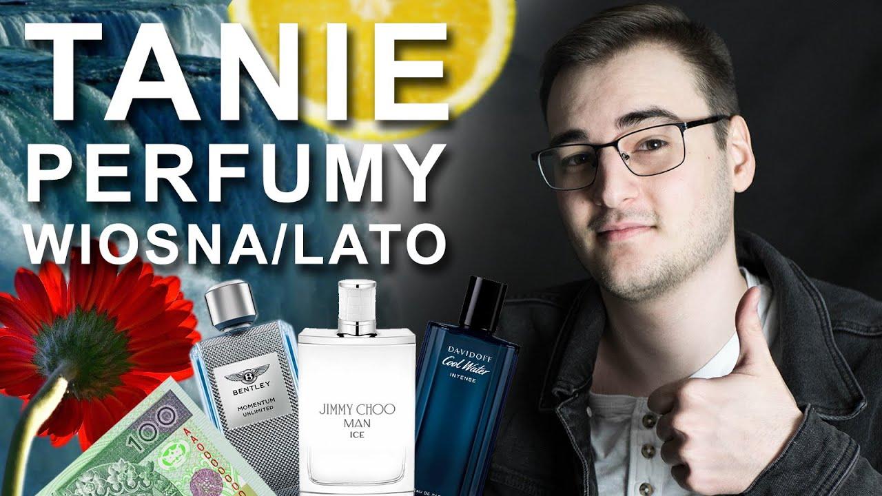 Download TANIE MĘSKIE PERFUMY NA LATO I WIOSNĘ - TOP 10!!! Tanie, świeże zapachy ok. 100zł / 100ml