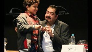 ندوة الفنان طارق عبد العزيز و هشام لاشين وفيلم صورة سيلفى1