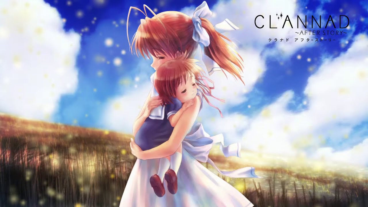 Clannad After Story Live Animated Wallpaper Engine Youtube