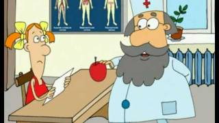 Когда девочка взрослеет(Обучающий мультфильм о становлении и развитии репродуктивной системы девочек. Для средних и старших класс..., 2012-01-22T06:04:50.000Z)