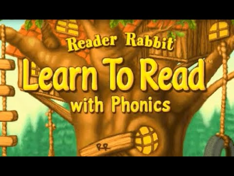 Reader Rabbit: Learn To Read With Phonics Full Walkthrough