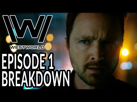 WESTWORLD Season 3 Episode 1 Breakdown, Theories, and Details You Missed!