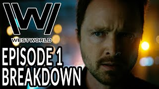 Westworld Season 3 Episode 1 Questions
