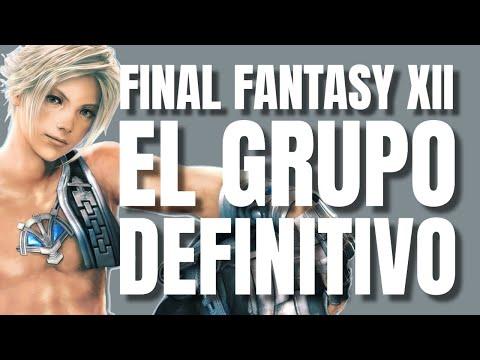 EL GRUPO DEFINITIVO FINAL FANTASY XII THE ZODIAC AGE | ROLES, ESTADÍSTICAS Y COMPOSICIONES