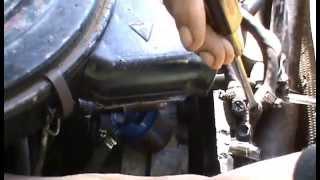 Настройка газового редуктора автомобиля. Видео(Показано как правильно настроить газовый редуктор на автомобиле. Настройка газа Газели 406 двигателя. Принц..., 2013-05-30T07:22:01.000Z)