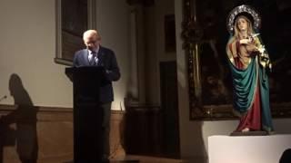 Fco. J. Jurado, Coco, en presentación Ntra Purísima Padre Buen Camino. Málaga 2 marzo 2017