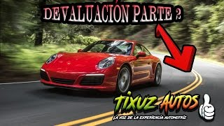 Devaluación de autos por marcas | Depreciación  vehícular | PARTE 2