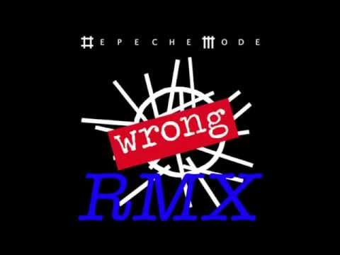 Depeche Mode - Wrong ( Official Remix Randy Musichien )