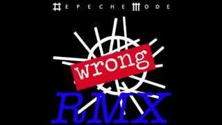 Depeche Mode - Wrong ( Official Remix Randy Musichien )