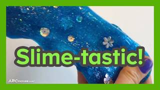 Science Activity for Kids: Winter Slime by ABCmouse.com