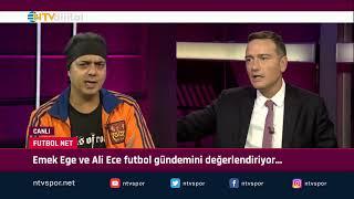 FUTBOL NET CANLI - Emek Ege ve Ali Ece futbol gündemini değerlendiriyor...