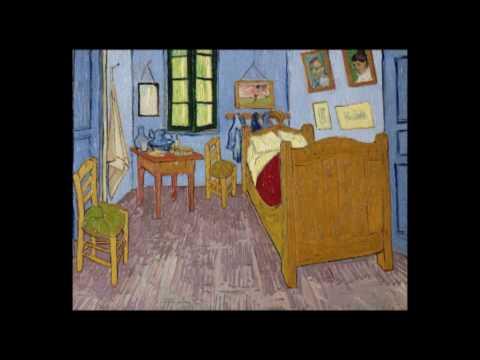 Vincent van Gogh - The Bedroom in Arles - Monty's Minutes