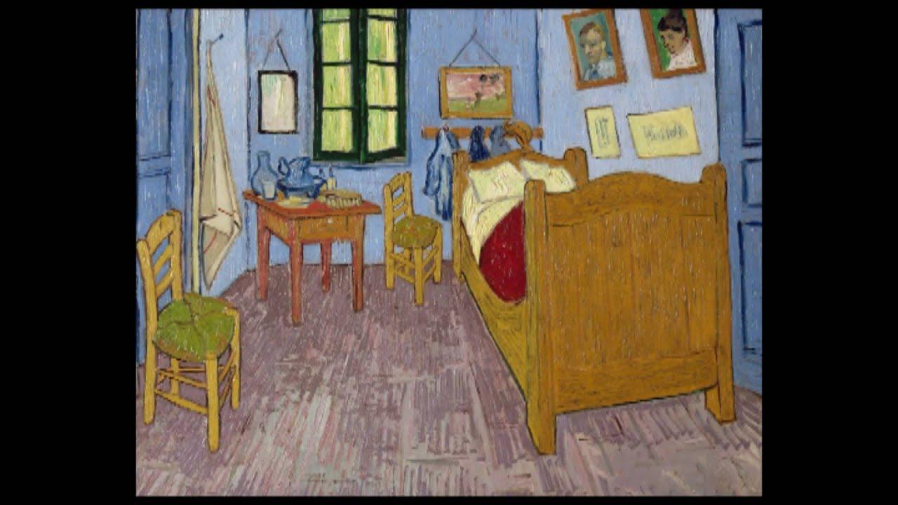 Une nuit dans la chambre de Van Gogh, c\'est possible