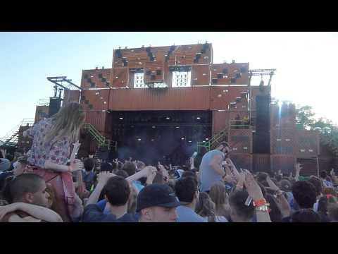 DJ EZ Parklife Festival Manchester 2014