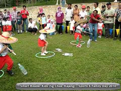 Smart Reader Kids Sg Chua Kajang Sports Day 2010