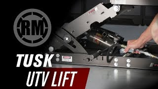 Tusk UTV Pneumatic/Hydraulic Lift
