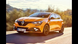 New Renault Megane RS 2018 review First Look Drive FULL Details Price List specifications  Launch in