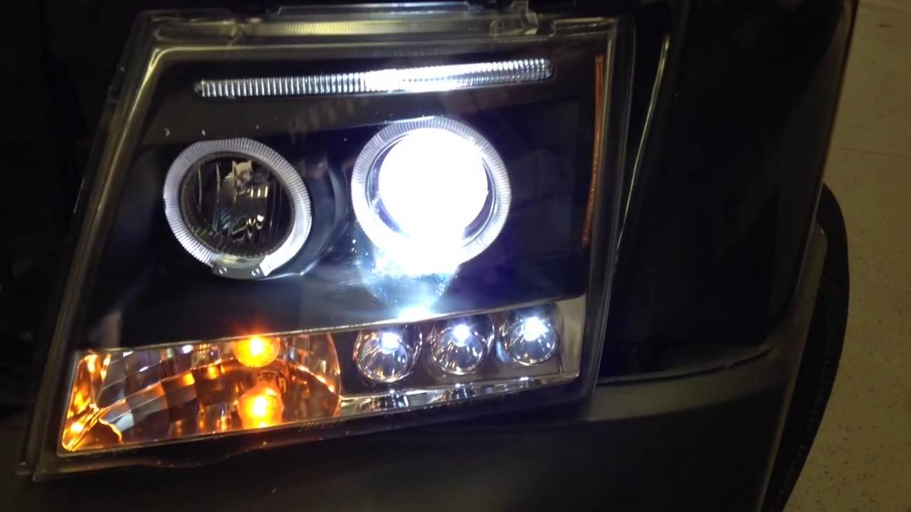 2005 Nissan Xterra Led Projector Headlights Hid Lights 5k Oem Pure White You