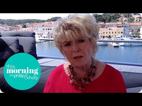 Gloria Hunniford Gives An Update On Sir Cliff Richard's Current State Of Mind   This Morning