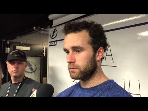 Tampa Bay Lightning's Brett Connolly On Balanced Scoring & Playing At Home