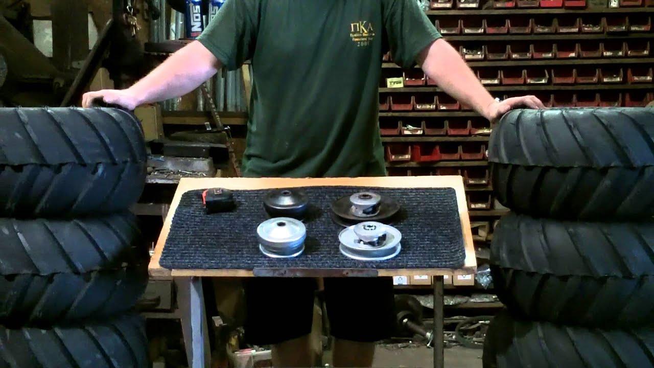 medium resolution of identifying which torque converter belt you need