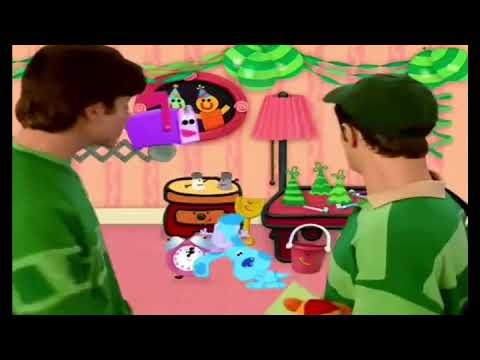 Blues Clues, Steve Goes to college (original clip) - YouTube