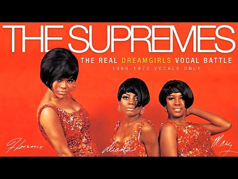 The Supremes Vocal Battle (Original Lineup): 60s Vocals Only