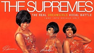 Dreamgirls Vocal Battle | The Supremes (Original Lineup): 60s Vocals Only