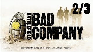 PS3 Longplay [001] Battlefield: Bad Company - part 2 of 3