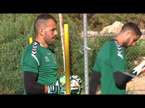 Barragán jugarà per primer cop al Nou Estadi