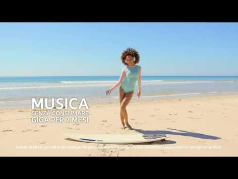 Spot TIM - Supergiga & Music
