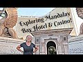 MANDALAY BAY Tour and Hotel Review, Las Vegas - YouTube