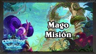 Mago Misión [Hearthstone Construido]