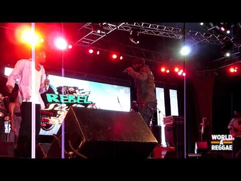 Beres Hammond Live @ Rebel Salute 2013 - Jamaica