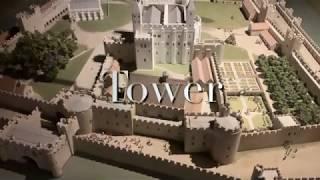 Tower in London / Замок Тауэр в Лондоне