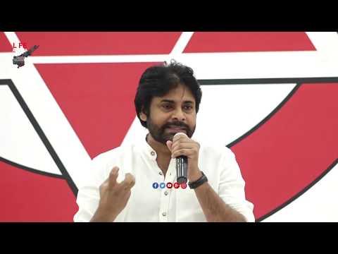 Pawan Kalyan Fires On NRI Venkat And Kalyan Dileep Sunkara || Janasena Party || Life Andhra Tv