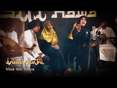 Sholawat Akustik I Indal Fajri By Vina Siti Hawai